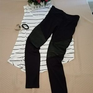 Pants - ⚘MOTO LEGGINGS